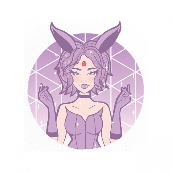 Square Magical Girl Espeon