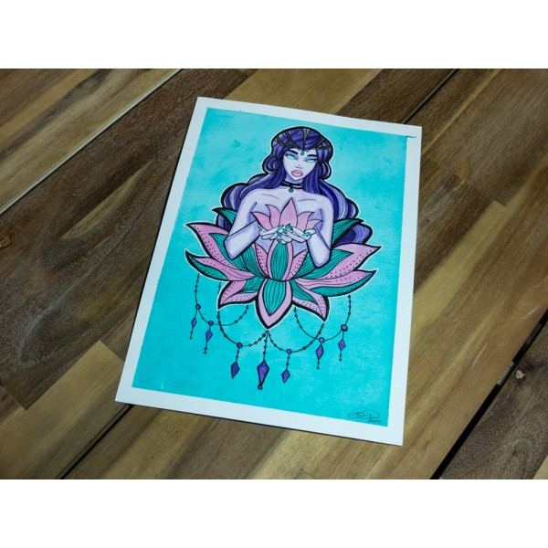 Original Lotus - A4
