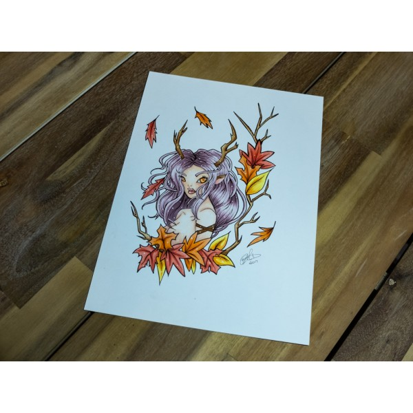 Original Season Autumn - A4