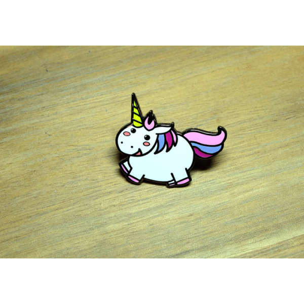 Enamel Pin Creature Unicorn
